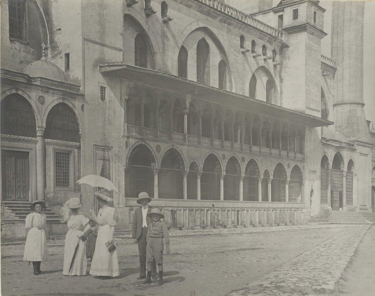 Турция. Константинополь. Мечеть Сулеймана