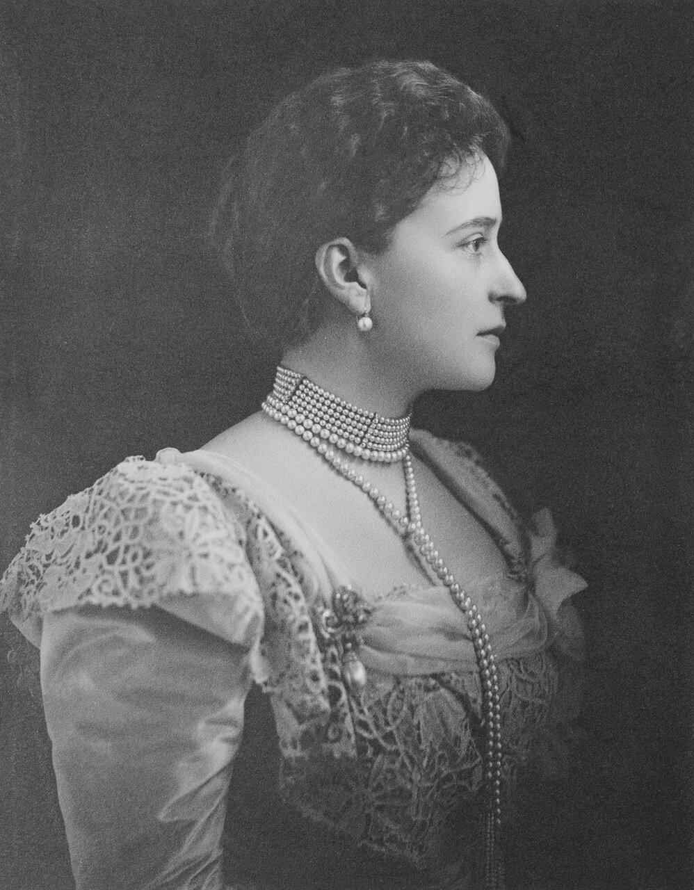 Великая княгиня Елизавета Федоровна, 1899 г.