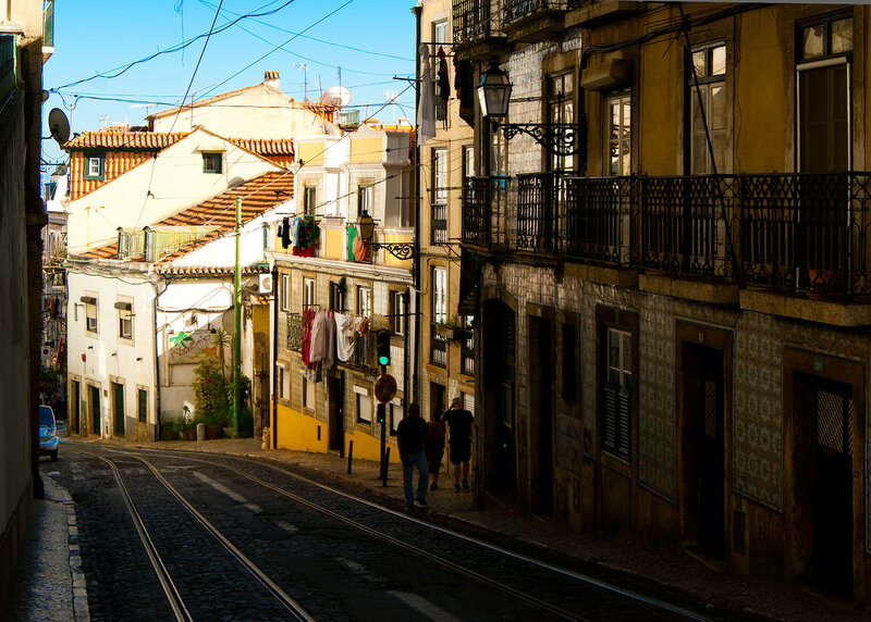 Лиссабон, такой как есть
