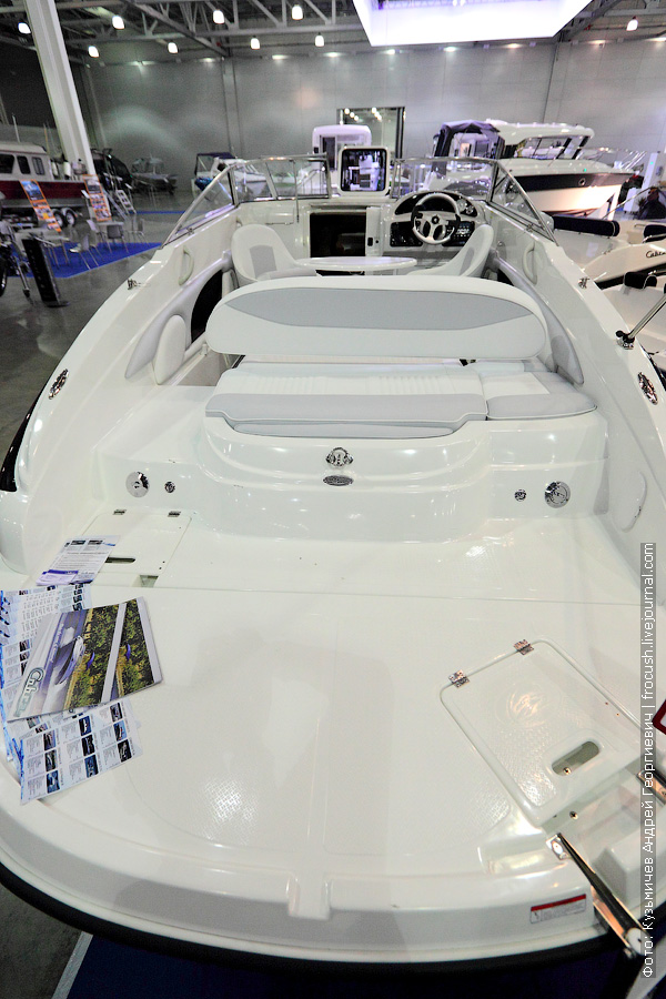 Международная выставка катеров и яхт