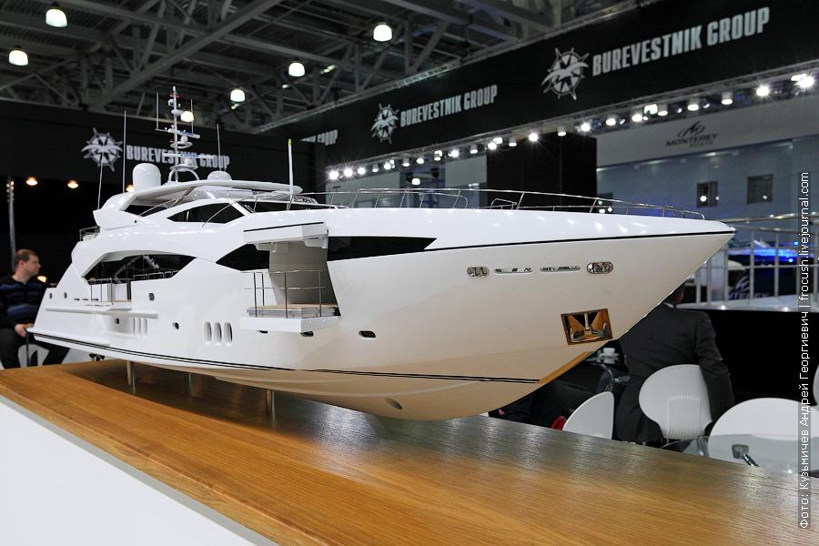 яхта Sunseeker 130 sport yacht