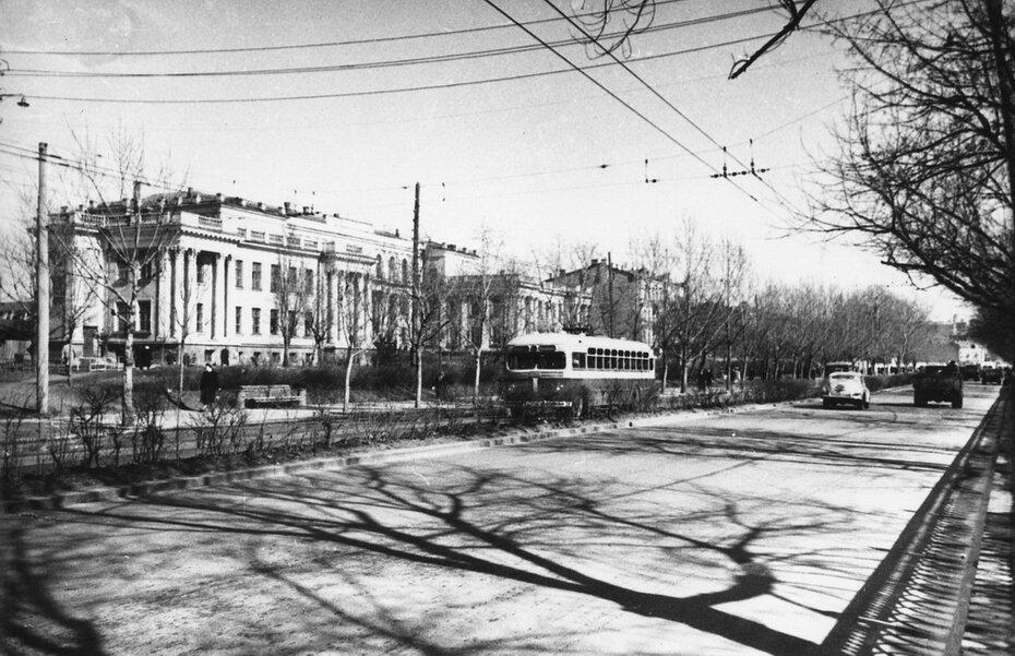 1956.04.10. Бульвар Тараса Шевченко