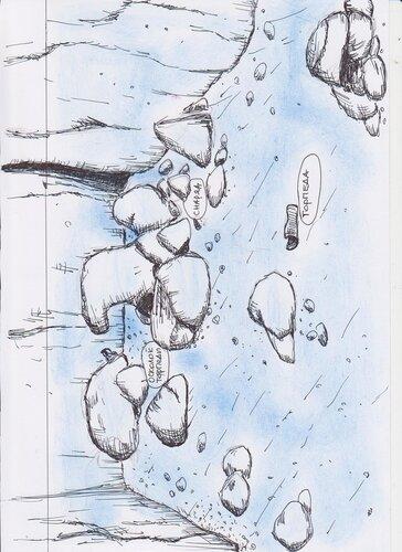 Подводные лабиринты мыса Айя-2 (22м)