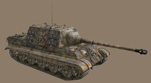 [WoT] Шкурка для ПТ-САУ 8.8 cm PaK 43 Jagdtiger