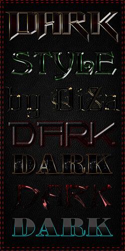 Темные стили для фотошопа 0_c955f_1374806b_L