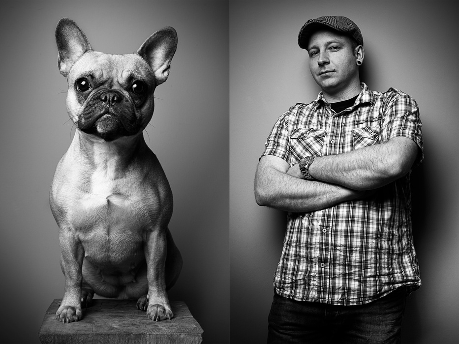 Tobias Lang: Фотопроект Your pet and You