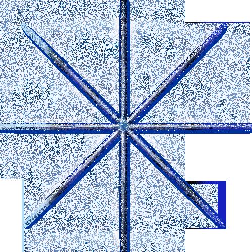 Клипарт снежинки