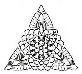 三角花型(22) - 柳芯飘雪 - 柳芯飘雪的博客