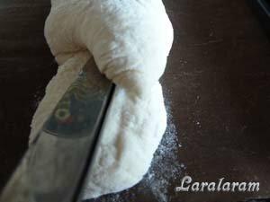 Как сделать разрезы для багета эпи