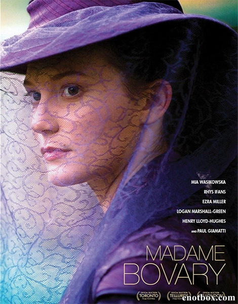 Госпожа Бовари / Madame Bovary (2014/WEB-DL/WEB-DLRip)