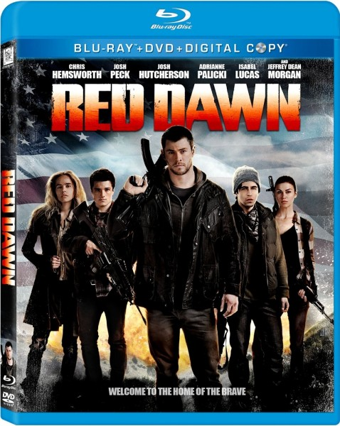 Неуловимые / Red Dawn (2012) BDRip 1080p / 720p + HDRip