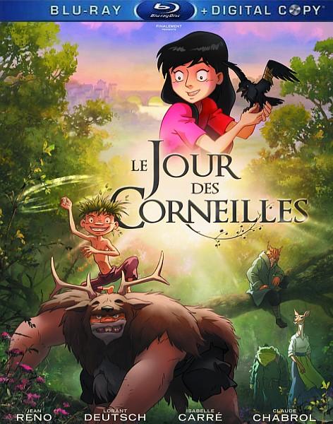 День ворон / Le jour des corneilles (2012) BDRip 720p + HDRip