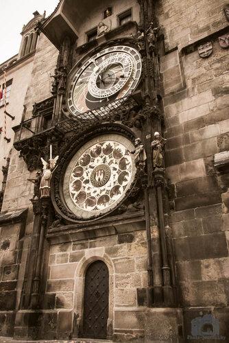 Пражские астрономические часы (Пражский Орлой)