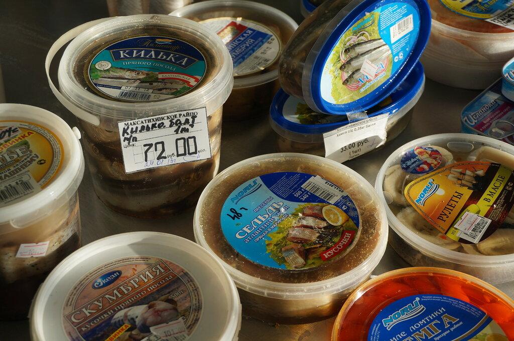 В Максатихе открылся специализированный рыбный магазин