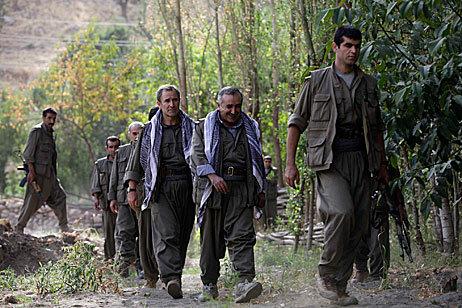 IRAQ-TURKEY/KURDS