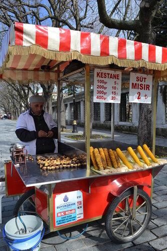 Вкусный Стамбул