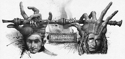 Владислав Ерко, Гамлет, принц Данський