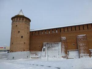 Достопримечательности Коломны: Коломенский кремль, Маринкина башня