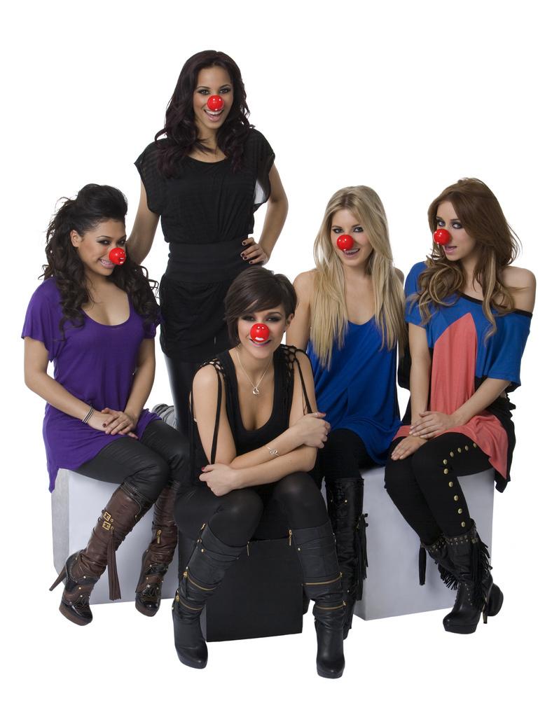 Пятница! День Красного Носа! Red Nose Day!
