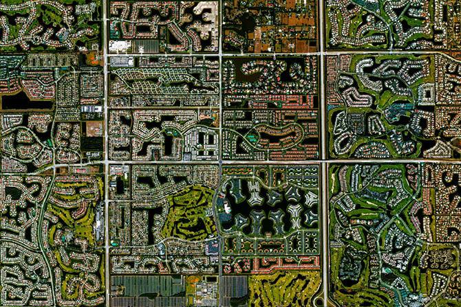 4. Популярный город-курорт Бока-Ратон, штат Флорида.