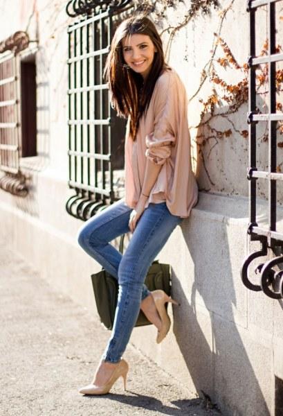 Ах, эти стильные джинсы! (18 фото)