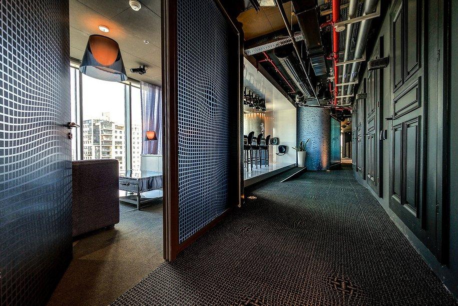 Офис компании Google в Тель-Авиве, Израиль