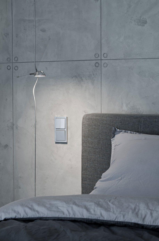 Текстура бетона в дизайне интерьера от OOOOX