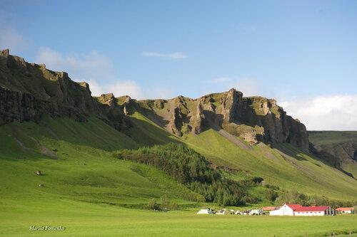 Где-то в Исландии.