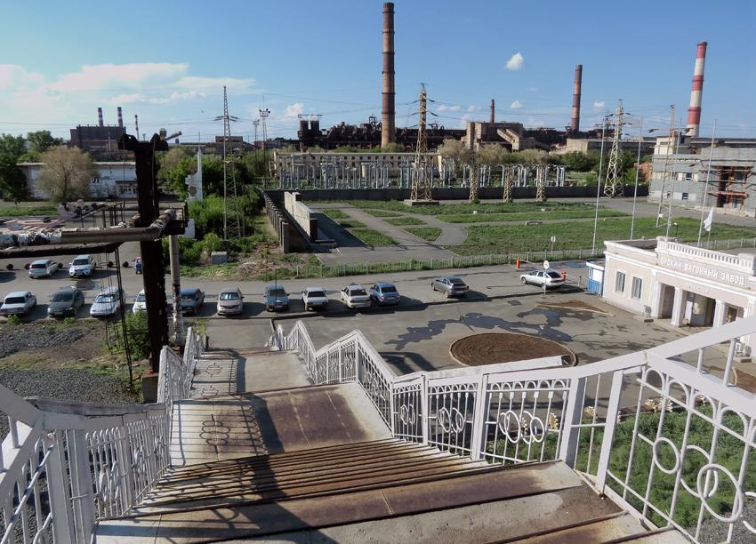 Орский вагонный завод,