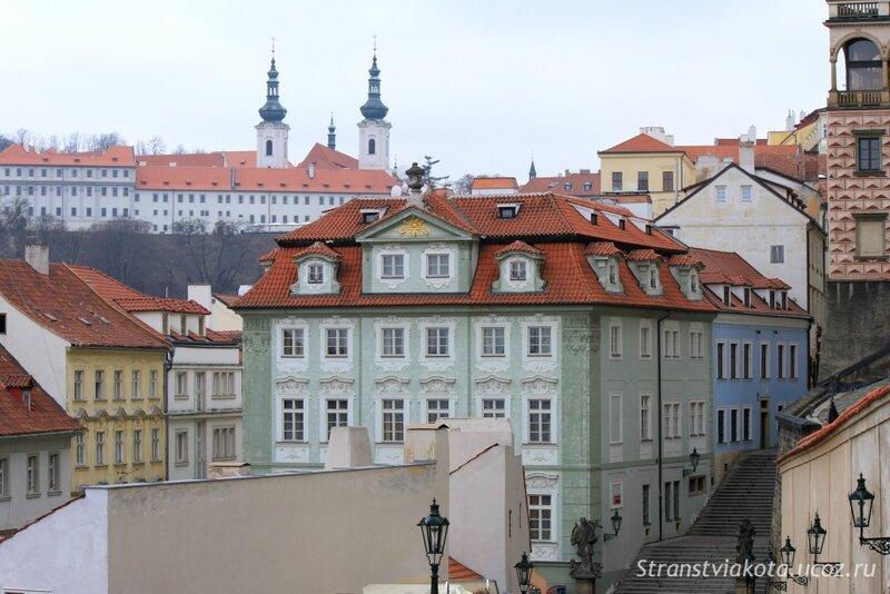 Прага, U Krale Karla 4*
