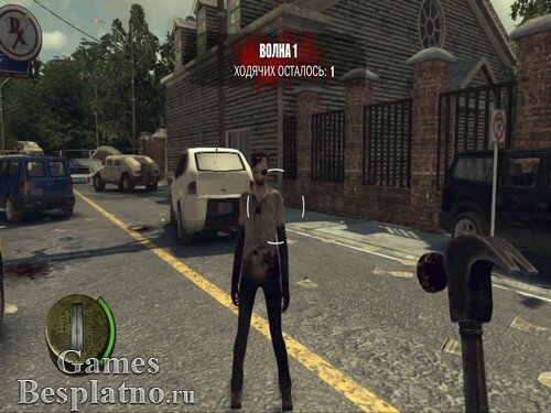 The Walking Dead: Survival Instinct / The Walking Dead: Инстинкт выживания