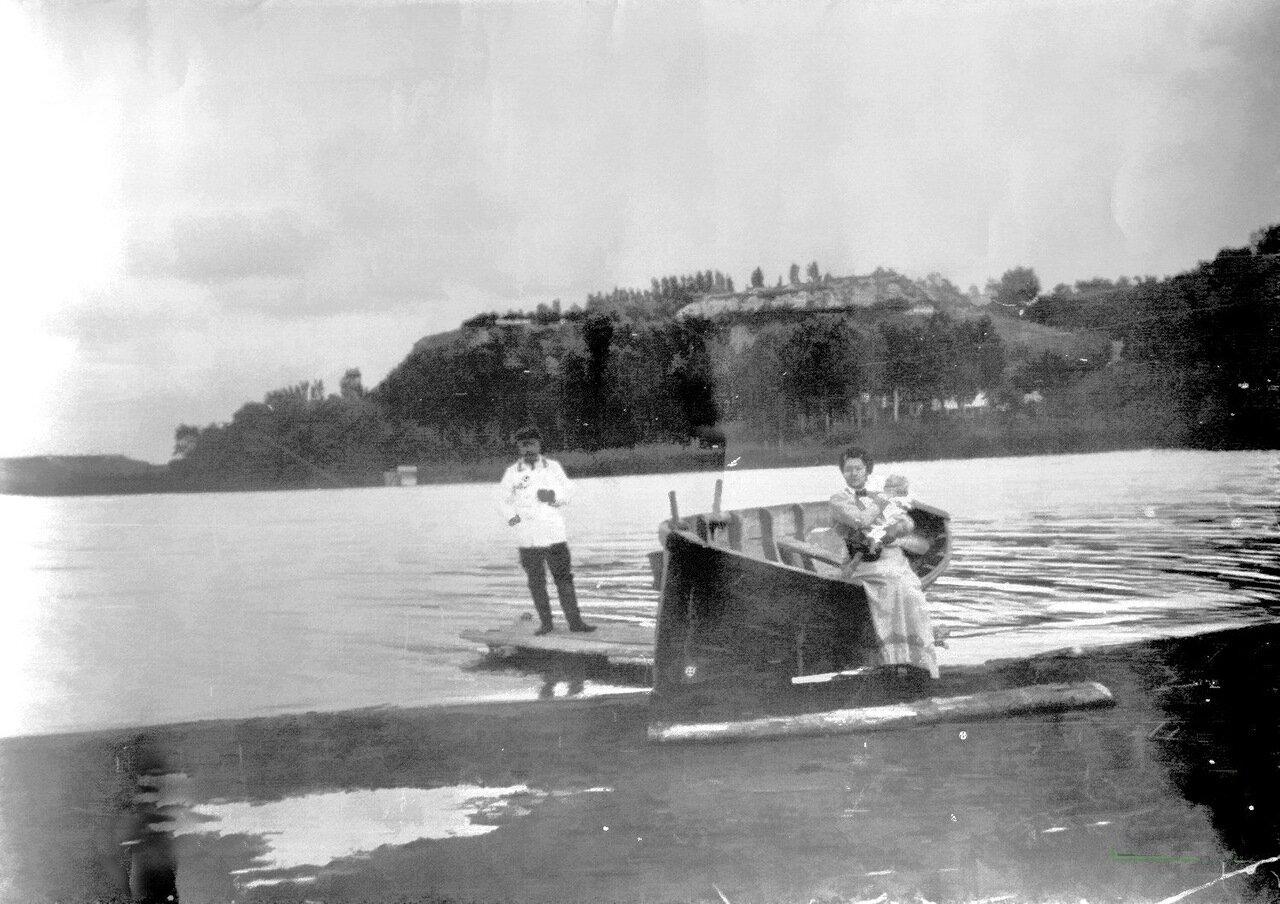 Каракольский залив.Пржевальск. 1914 год.