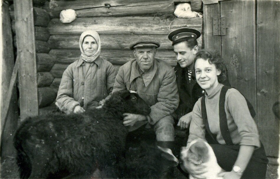 Большие Соли. 1949 г.