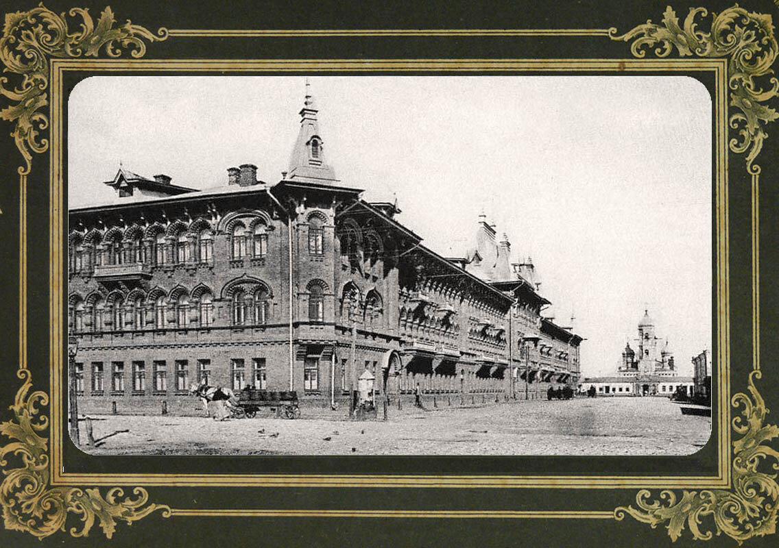 62. Домъ Челышова