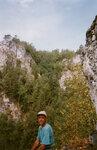 Сплав по речке Зилим, Южный Урал (2001)