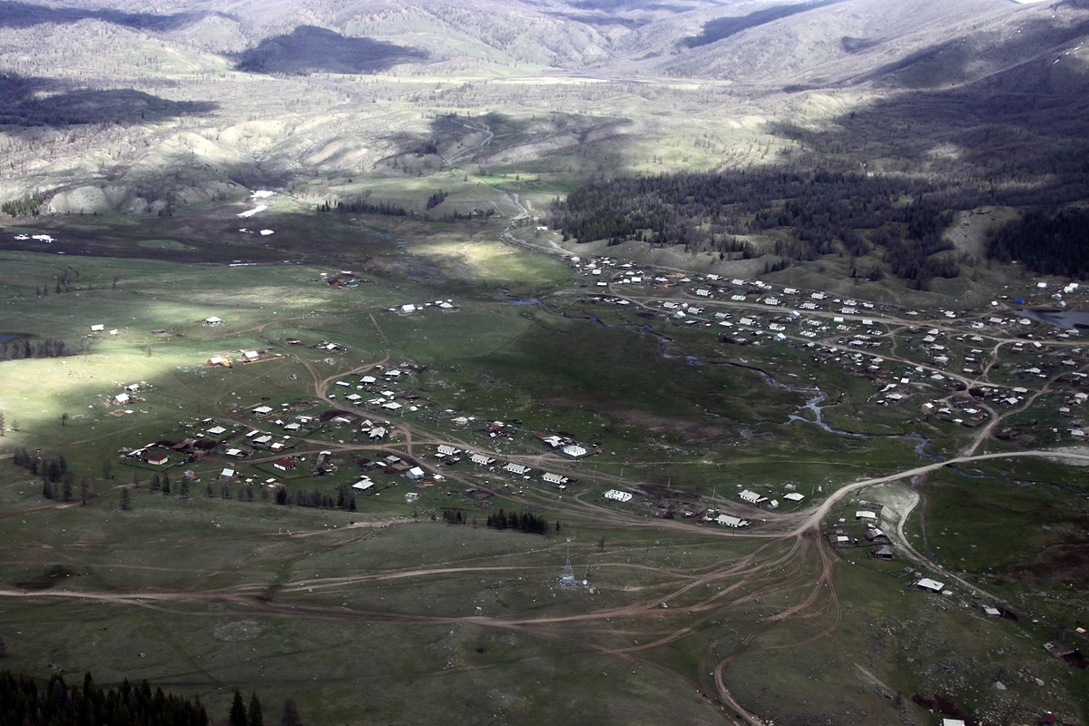 Село Джазатор