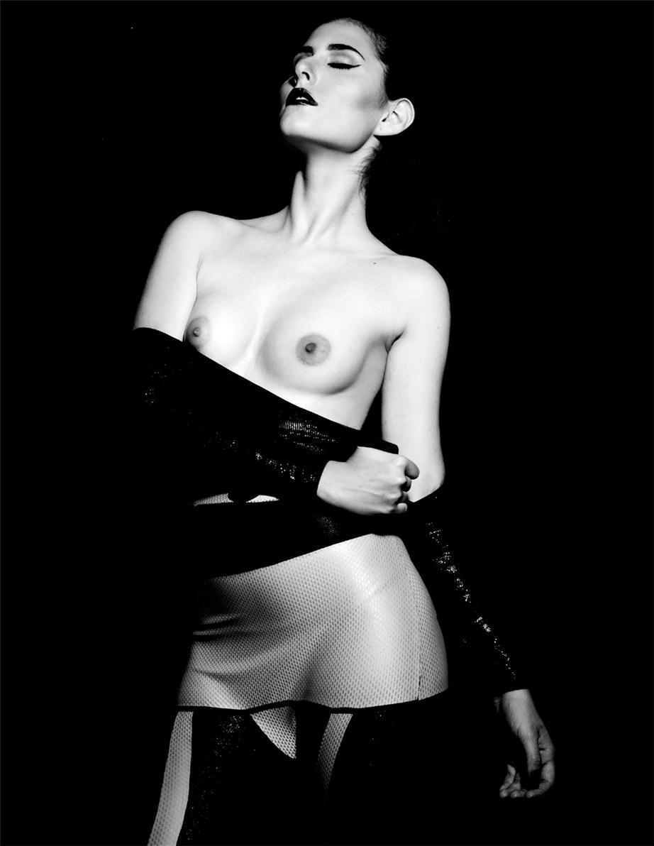 Duda Toledo by Marcio Carvalho in Blow Magazine issue 2