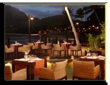 Сейшелы. О. Маэ. Le Meridien Fisherman's Cove. Le Bourgeois Fine Dining Restaurant