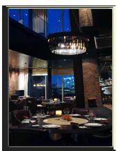 ОАЭ. Дубаи. Raffles Dubai. Fire & Ice - Raffles Cellar & Grill