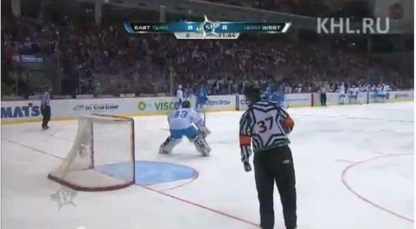 Самый дерзкий хоккейный буллит