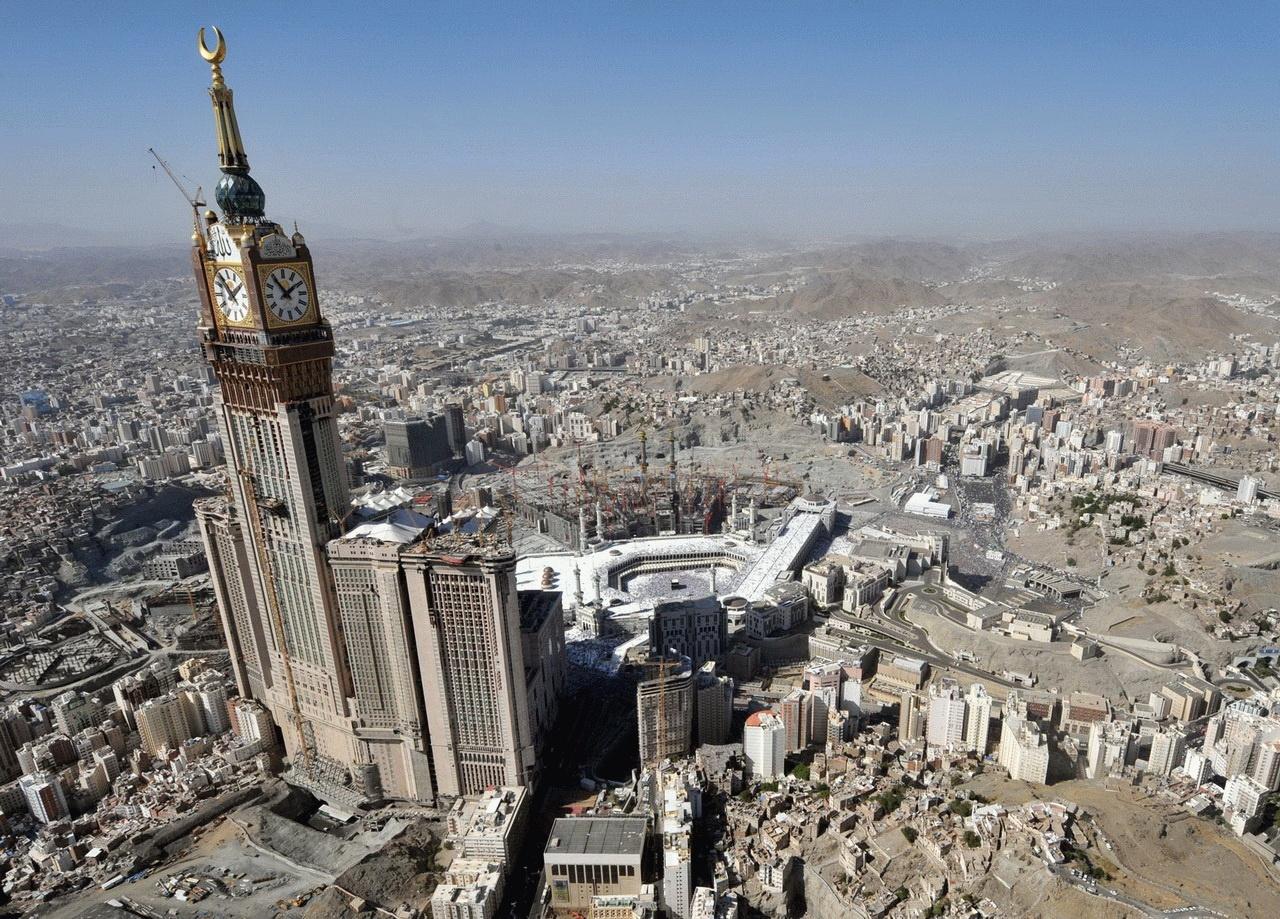 an overview of saudi arabia