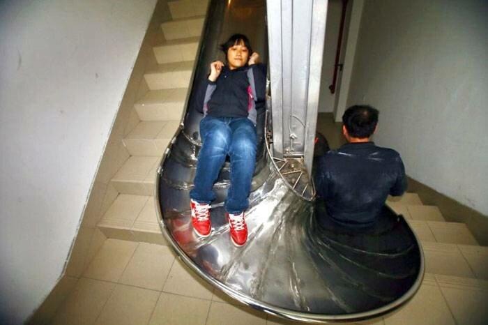 китайский лифт