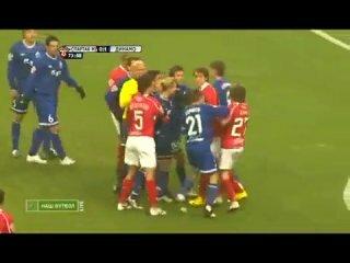 Футбол по версии Кураж Бамбей