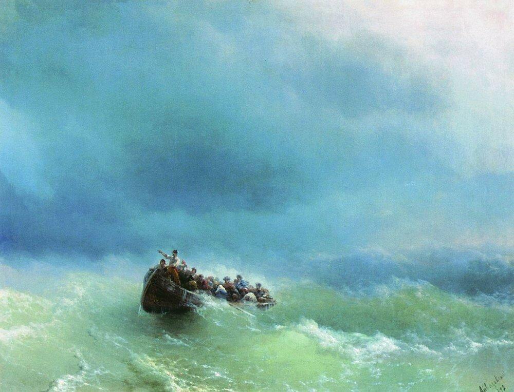 В бурю. 1872.jpg