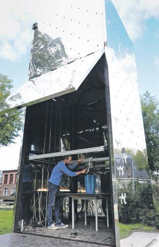 Дом, который напечатают на 3D-принтере