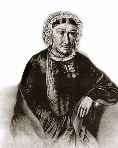 Женщины-офицера, участницы наполеоновских войн 1812-1815гг, луизы кессених-графемус (1786 - 1852)