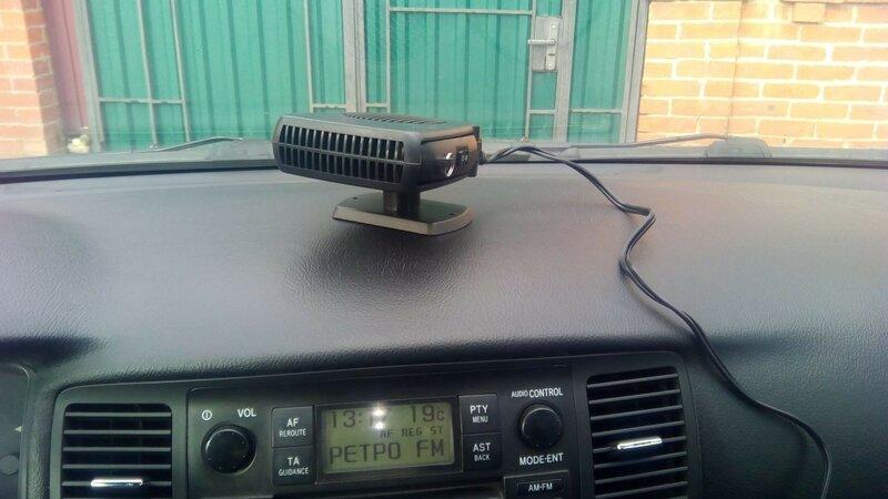 CninaBuye: Электрический обогреватель салона автомобиля