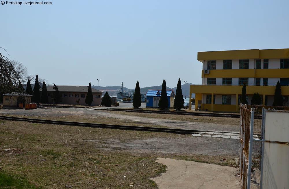 Порт-Артур. gosu-wot.com