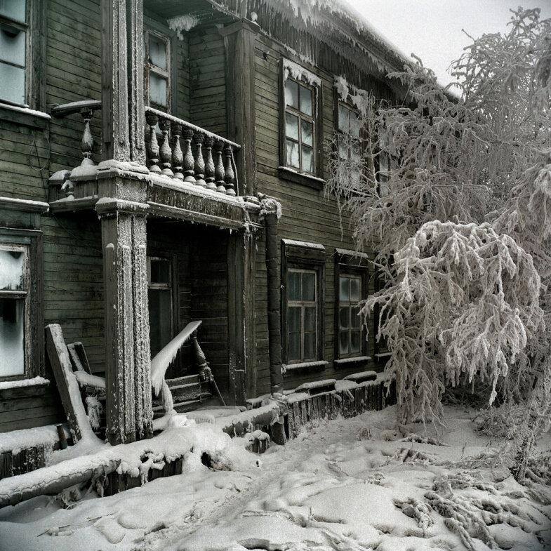 Yakutsk: coldest city in the world / Iakoutsk: ville la plus froide du monde