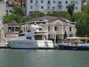 Балаклавские яхты и катера